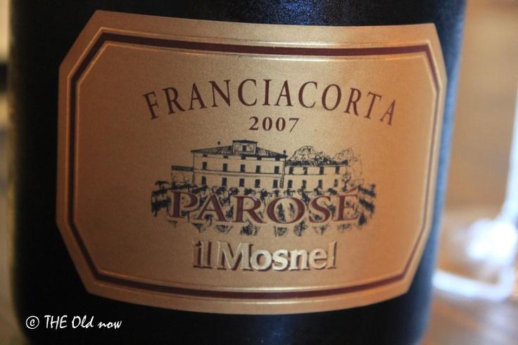 "Franciacorta Pas Dosé Rosé ""Parosé"" 2007"