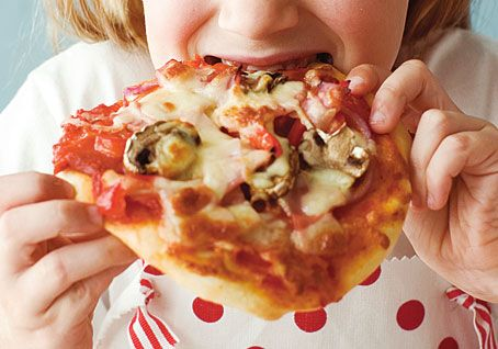 These pizzas feature a homemade base to which you can add as many toppings as you like.