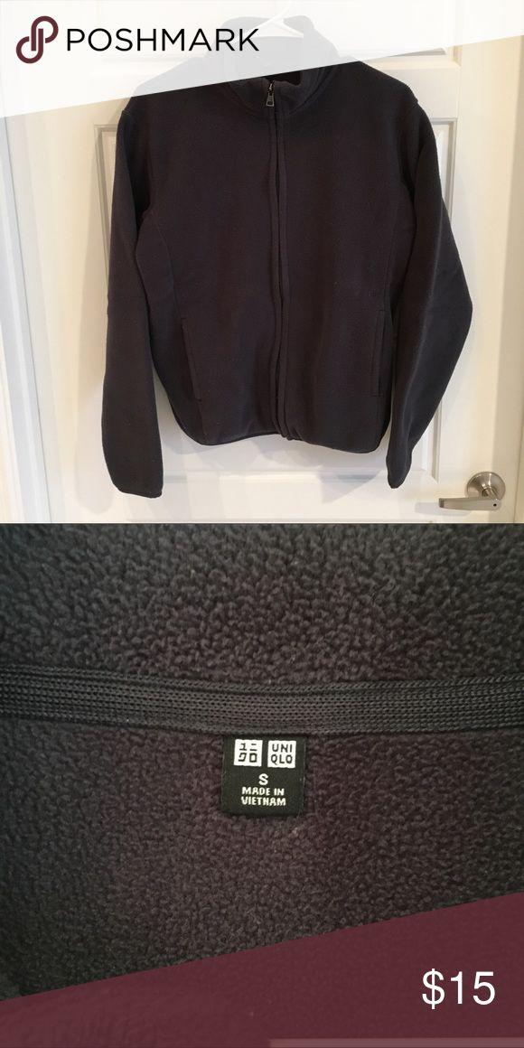 Uniqlo Men's Fleece Uniqlo Men's Fleece Size S Uniqlo Jackets & Coats