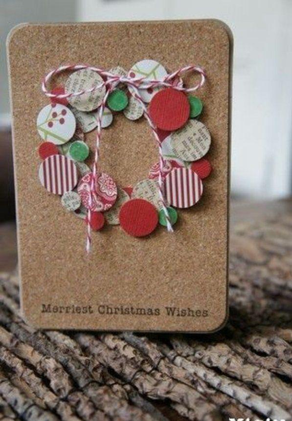 basteln vorlagen türkranz weihnachtskarten kugel                                                                                                                                                                                 Mehr