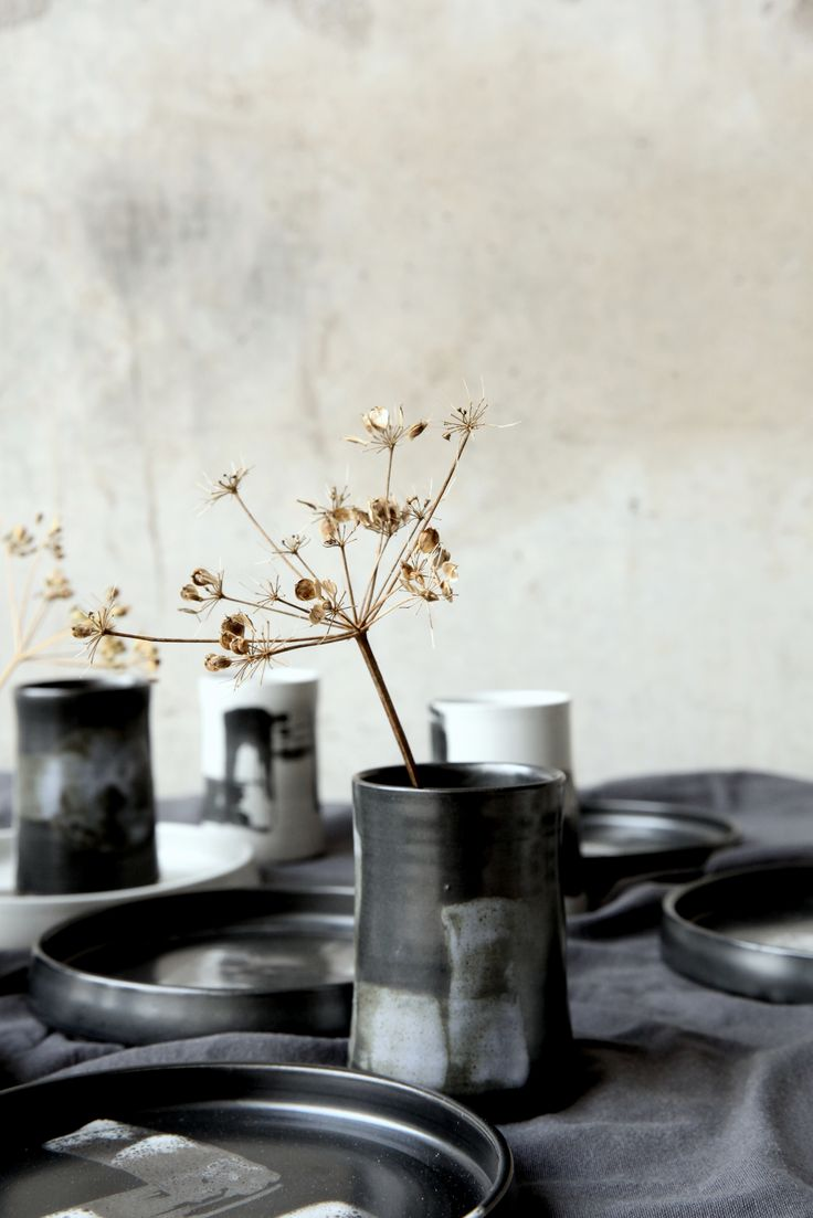 Ceramic by: Ylva Skarp and Leksands krukmakeri. Photo by: Susanne Kings