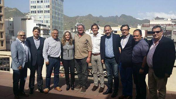 El Aula de Enoturismo de la Universidad de La Laguna se incorpora al Club Gastronómico de la Cámara de Comercio de Santa Cruz de Tenerife
