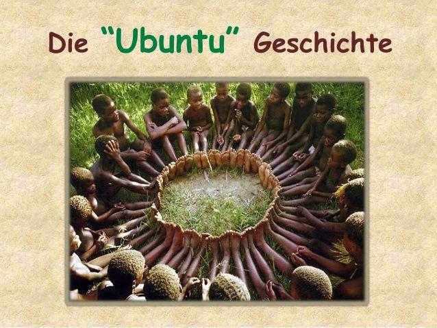 UBUNTU - Geschichte