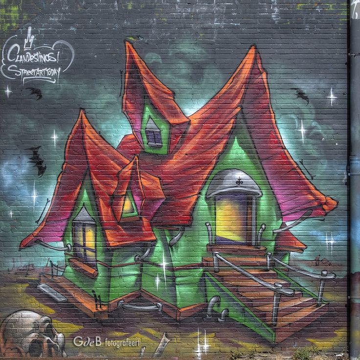 https://flic.kr/p/Vzm1Gu | grafitti by @Clandestinos