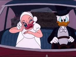 Donald and daisy duck married - photo#1