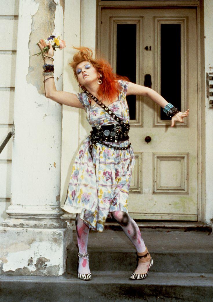Mode Der 80er