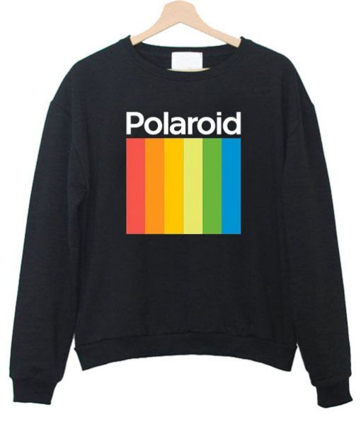 17e14690fef1 Polaroid Sweatshirt in 2019