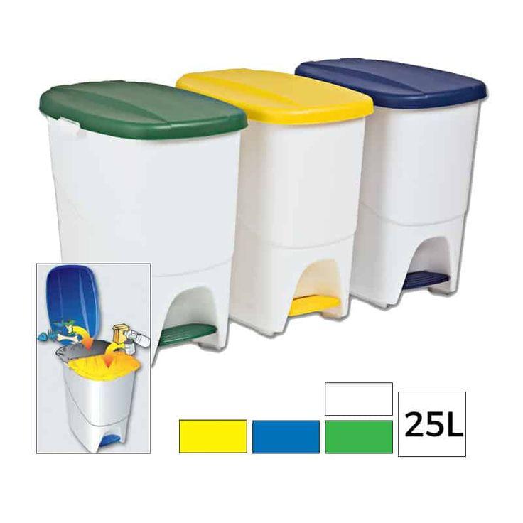 335 best poubelles de tri s lectif images on pinterest - Poubelle de tri selectif ...