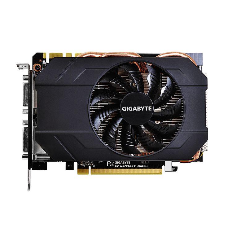 GeForce GTX970 4GB GDDR5 OC - Gigabyte Technology - GV-N970IXOC-4GD