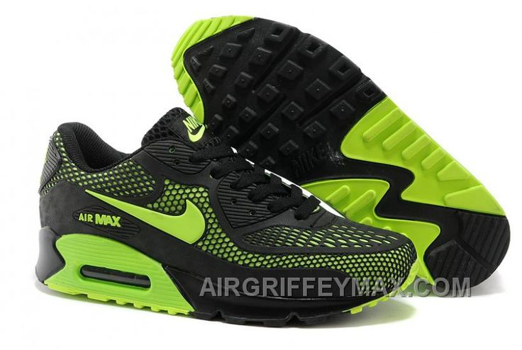 http://www.airgriffeymax.com/germany-nike-air-max-90-mens-running-shoes-black-green-for-sale.html GERMANY NIKE AIR MAX 90 MENS RUNNING SHOES BLACK GREEN FOR SALE : $103.00