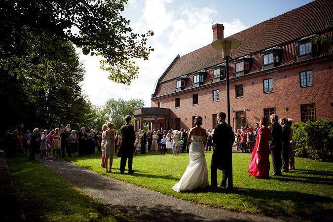 Laura & Nuutti, Vanajanlinna, Hämeenlinna, Wedding