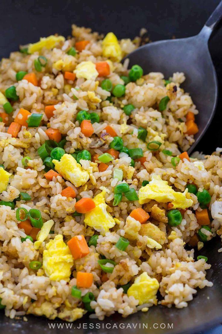 Asian carrot rice desert