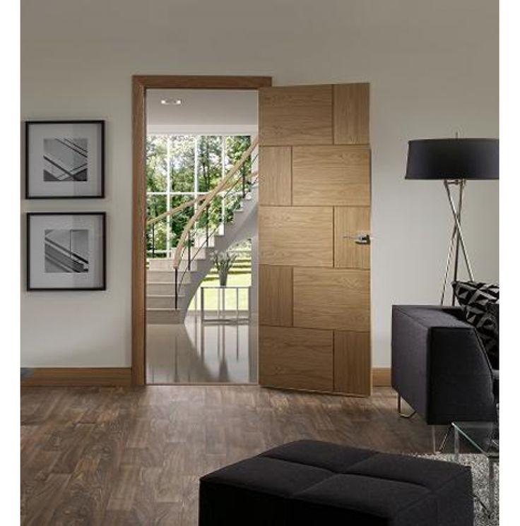 Decorate Home \u0026 Office with Fresh Interior Oak #Doors #homeImprovement #homedecor #interiordesign & 149 best Interior Doors \u0026 Internal Doors at Emerald Doors images ...