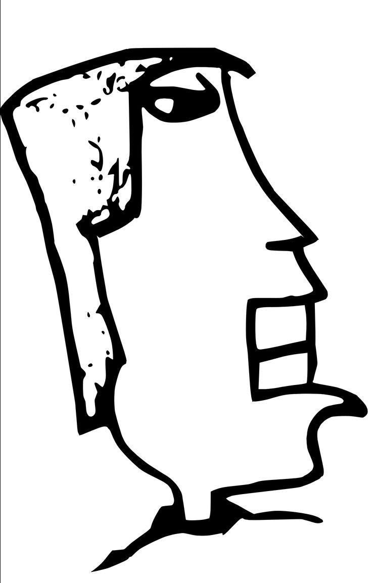 Animation Of Cartoon Head 58 By