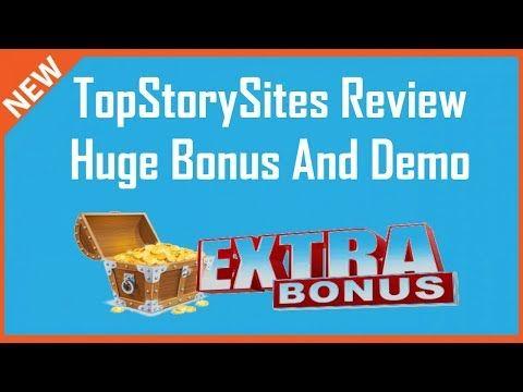 TopStorySites Review | TopStorySites  Demo And Bonus - YouTube