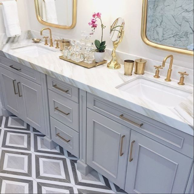 White And Gray Bathrooms Fresh The Best Gold Bathroom Ideas On Pinterest White Bathroom Decor Blue Bathroom Decor Black White Bathrooms