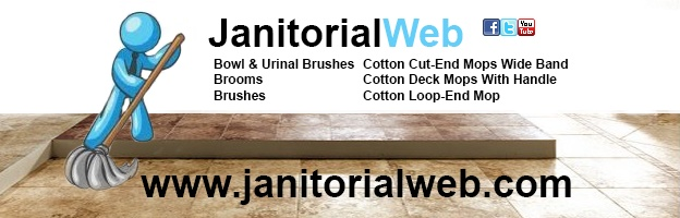 Clean your house, business and industry. The best equipment janitorial. Dusters, brooms and more...