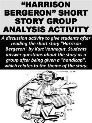 harrison bergeron literary analysis answers