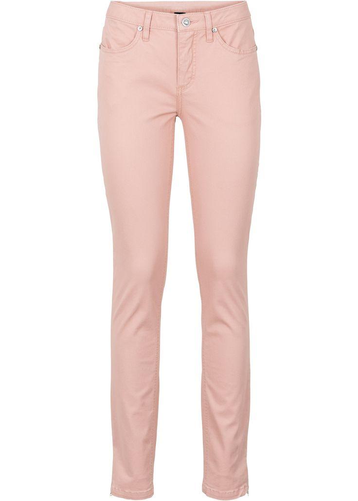 bij blouse met oranje, paarse en mauve tinten?