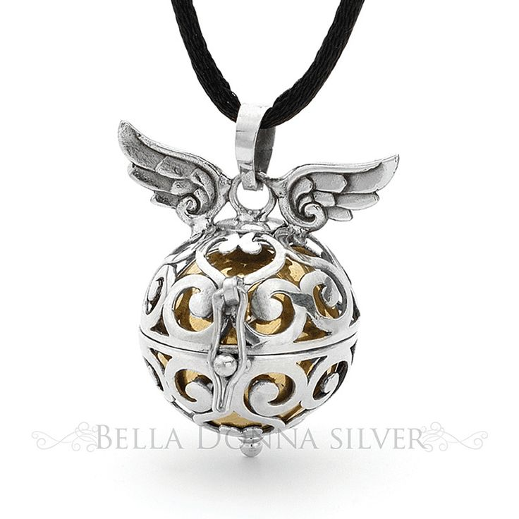 Harmony Ball - ANGEL - Sterling Silver