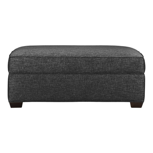 good size storage ottomanMo'N Davis, Storage Ottoman, Recouvrement Poufs, Final Approved, Davis Storage, Living Room, Room Ideas, Hardwood Legs, Size Storage