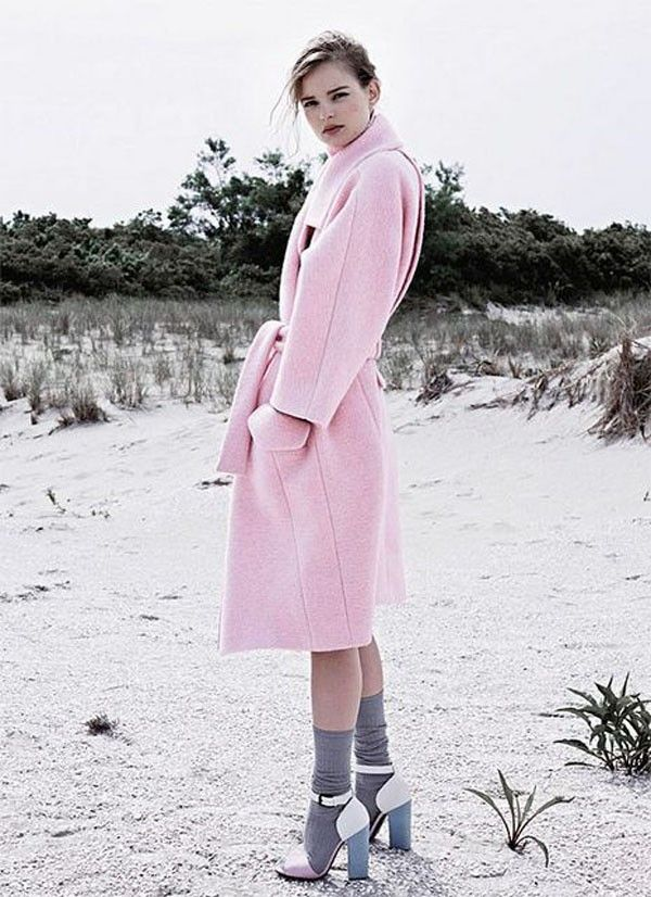117 best Trend - Pink Coats and Jackets images on Pinterest   Pink ...