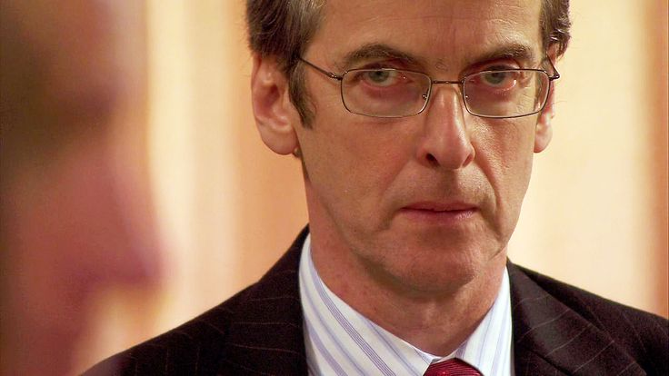 Peter Capaldi as John Frobisher : Torchwood Children of the Earth