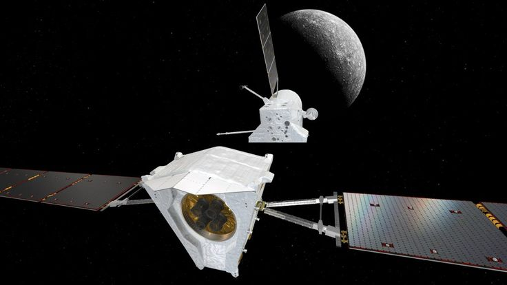 messenger spacecraft to mercury 2009 picture - 736×414