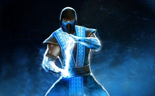 Sub Zero, Mortal Kombat, 4K, Sub Zero Mortal Kombat 4K Game Wallpapers 95125