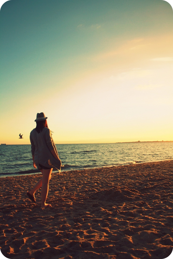 St Kilda Beach , Melbourne