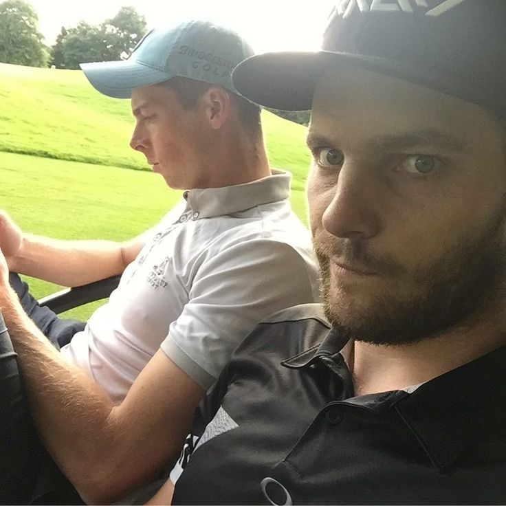 How much does your golf partner offer?? @mitchsantner