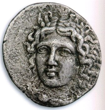 Κλαζομεναί, Ιωνία. Αργυρό τετράδραχμο 387-301 π.Χ. Διάμετρος 26 χιλιοστα. Νομισματική Συλλογή Alpha bank