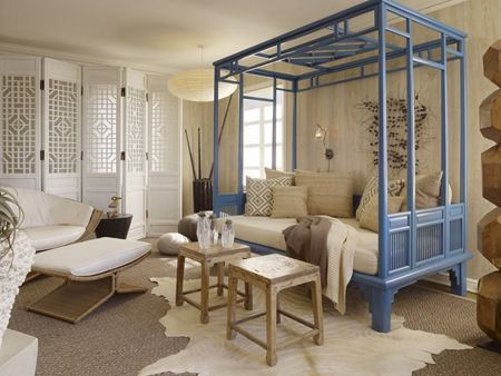 spectacular asian inspired bedroom decorating ideas. Asian inspired blue and white bedroom by Marion Philpotts Miller  Jonathan Staub 25 best Inspired Bedrooms images on Pinterest Bedroom