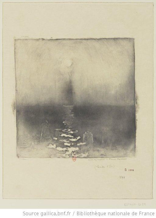 La ville d'Is : [estampe] / gypsographie Pierre Roche