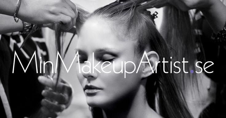 MinMakeupArtist.se är Sveriges största mötesplats på nätet för makeupartister, maskörer, hårstylister och deras kunder.