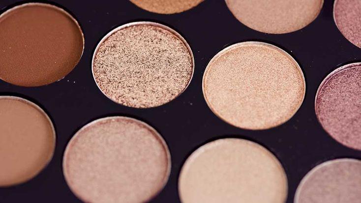 Best Eyeshadow Palettes | Best Nude Eyeshadow Palettes