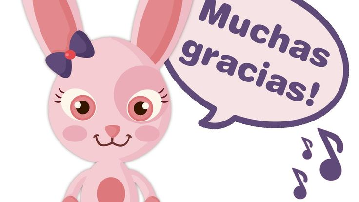 how to say please and thank you in spanish