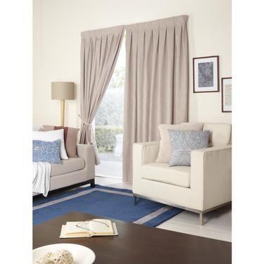 Filigree Westbury Invert Pinch Pleat Curtains
