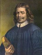 John Bunyan - His most well-known work, The Pilgrim's Progress, was written while in the Bedford jail
