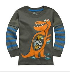 Dinosour shirt - $10.00