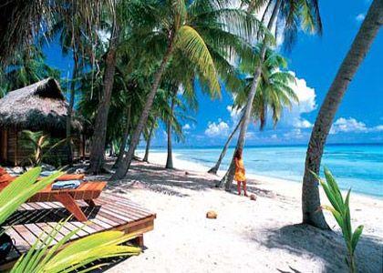 Pearl Beach - Tuamoto
