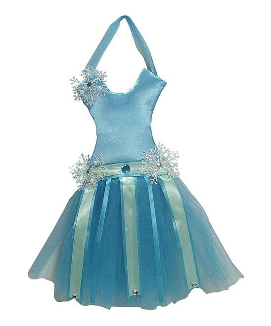 Blue Princess Tutu Bow Holder