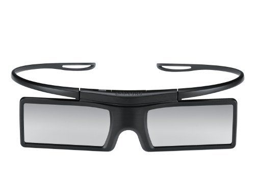 Samsung SSG-4100GB 3D Active Glasses 2012 Models - Black by Samsung. $19.84. Samsung SSG-4100GB 3D Active Glasses (2012 Models) - Black.Compatibility: The Samsung 3D Active Glasses (SSG-4100GB) are compatible with 2011-up Samsung LED-LCD & Plasma 3D-ready TVs (D, E, and ES series). You must also have a 3D-ready Blu-ray player with 3D content, or a satellite/cable provider broadcasting in 3D. Note: Not compatible with previous Samsung TV's which featured a 3D Sync IR output...