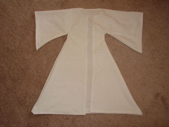 Yoda Robe Pattern