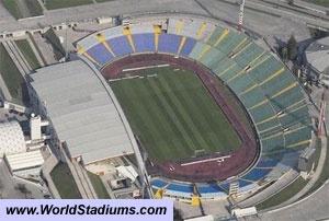 Stadio Friuli, Udinese