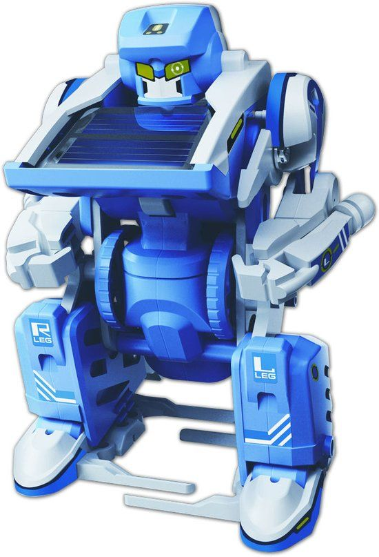 POWERplus - Educatief Speelgoed - 3 in 1 Solar Kit