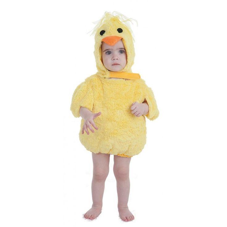 Disfraz de Pollito Kiko Bebé - Disfraces de Animales para Bebé - MisterDisfraz.com