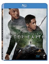 Recension av After Earth. Science Fiction av M. Night Shyamalan med Will Smith, Jaden Smith, Sophie Okonedo och Zoë Kravitz.