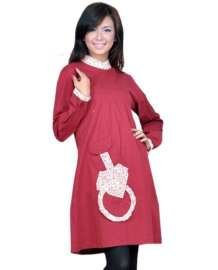 Blus Murah | Blus Kaos | Baju Blus -