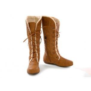 Dámske hnedé topánky